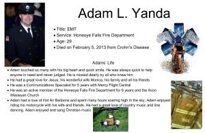 Adam Yanda