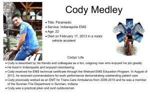 Cody Medley