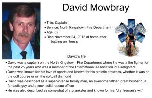 David Mowbray