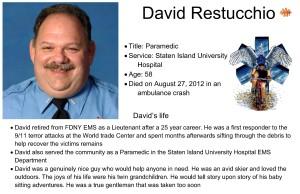 David Restucchio