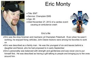 Eric Monty