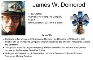 James Domorod