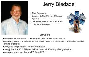 Jerry Bledsoe