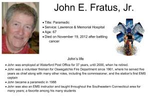 John Fratus, Jr.