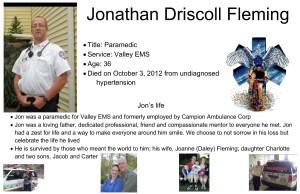 Jonathan Driscoll Fleming