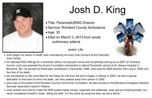 Josh King