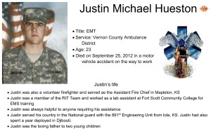 Justin Michael Hueston
