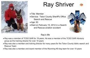 Ray Shriver