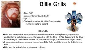 Billie Grills