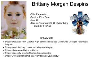 Brittany Despins