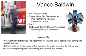 Vance Baldwin