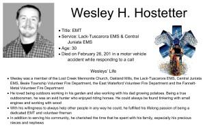 Wesley Hostetter