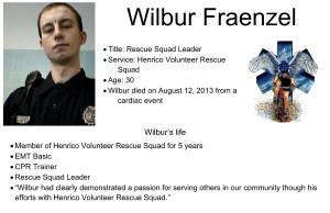 Wilbur Fraenzel