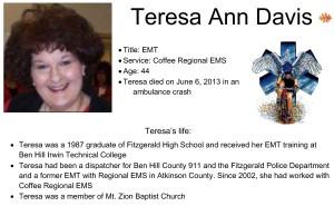 Teresa Ann Davis