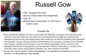 Russell Gow
