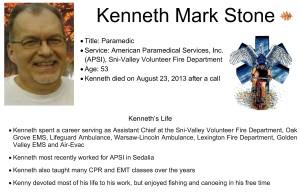 Kenneth Mark Stone
