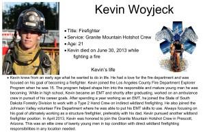 Kevin Woyjeck