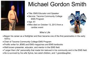 Michael Gordon Smith