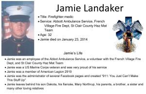 Jamie Landaker
