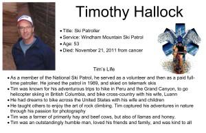 Timothy Hallock