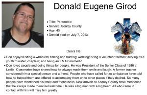 Donald Eugene Girod