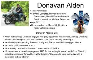 Donavan Alden