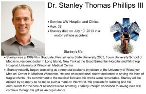 Dr. Stanley Thomas Philips III