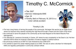 Timothy McCormick