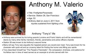 Anthony Valerio