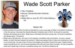 Wade Scott Parker