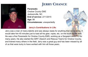 Jerry Chance