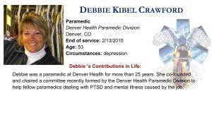 Debbie Kibel Crawford