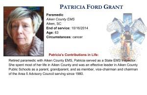 Patricia Ford Grant