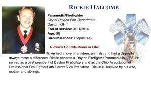 Rickie Halcomb
