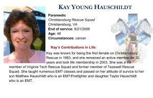 Kay Young Hauschildt