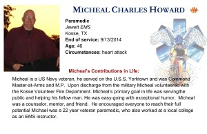 Micheal Howard