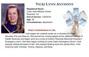 Vicki Anthony