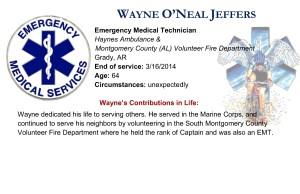 Wayne Jeffers