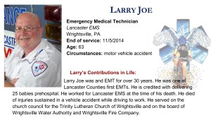 Larry Joe