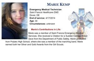 Marie Kemp
