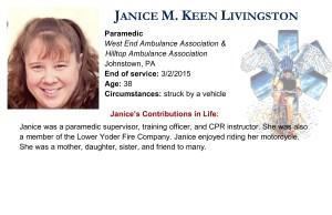 Janice Keen Livingston