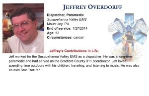 Jeffrey Overdorff