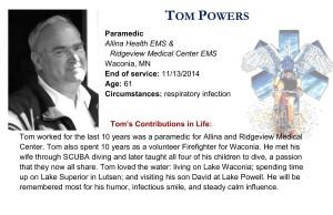 Tom Powers