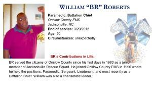 William BR Roberts