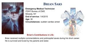 Brian Saks