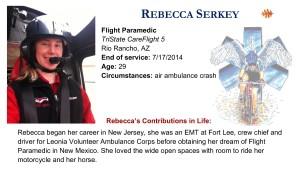 Rebecca Serkey