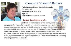 Candy Backus