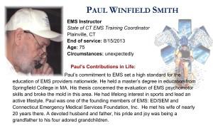 Paul Winfield Smith