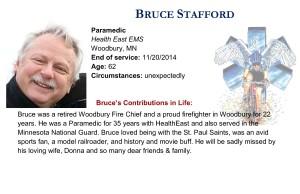 Bruce Stafford