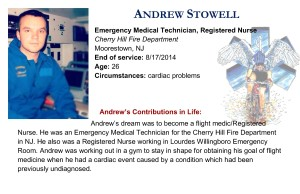 Andrew Stowell